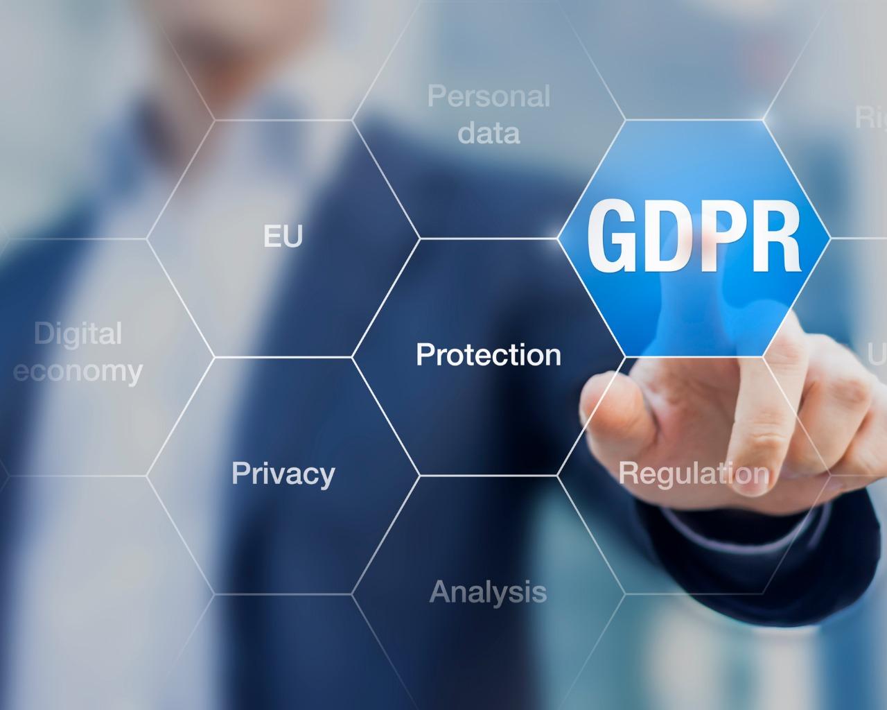 GDPR DSGVO Compliance und Governance richtig gemacht.